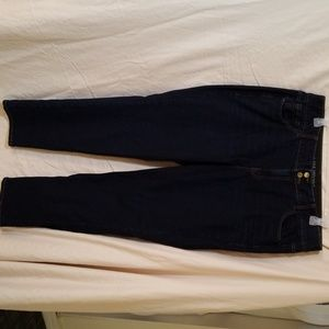 Straight leg jeans size 20R from Lane Bryant